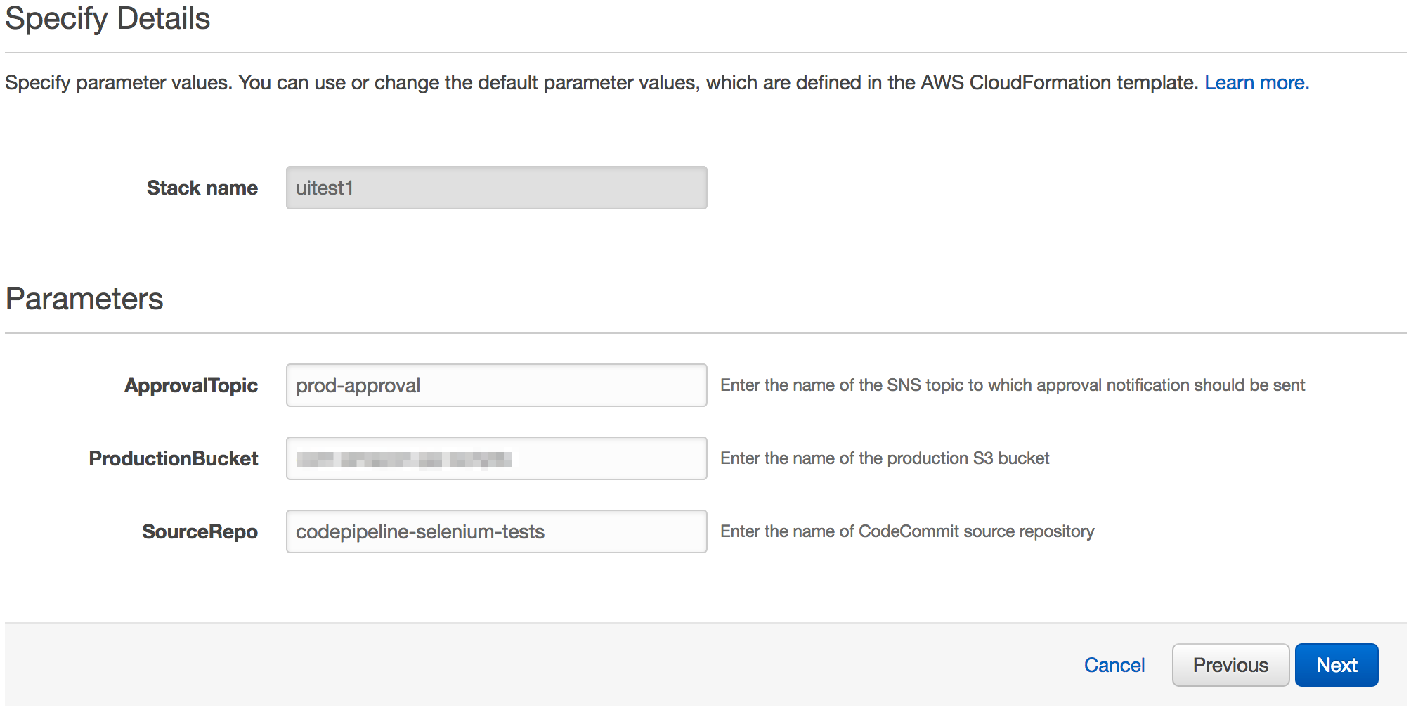 Using AWS CodePipeline, AWS CodeBuild, and AWS Lambda for
